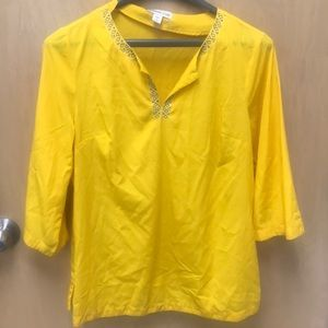 Cold water Creek size 14 Large Tunic